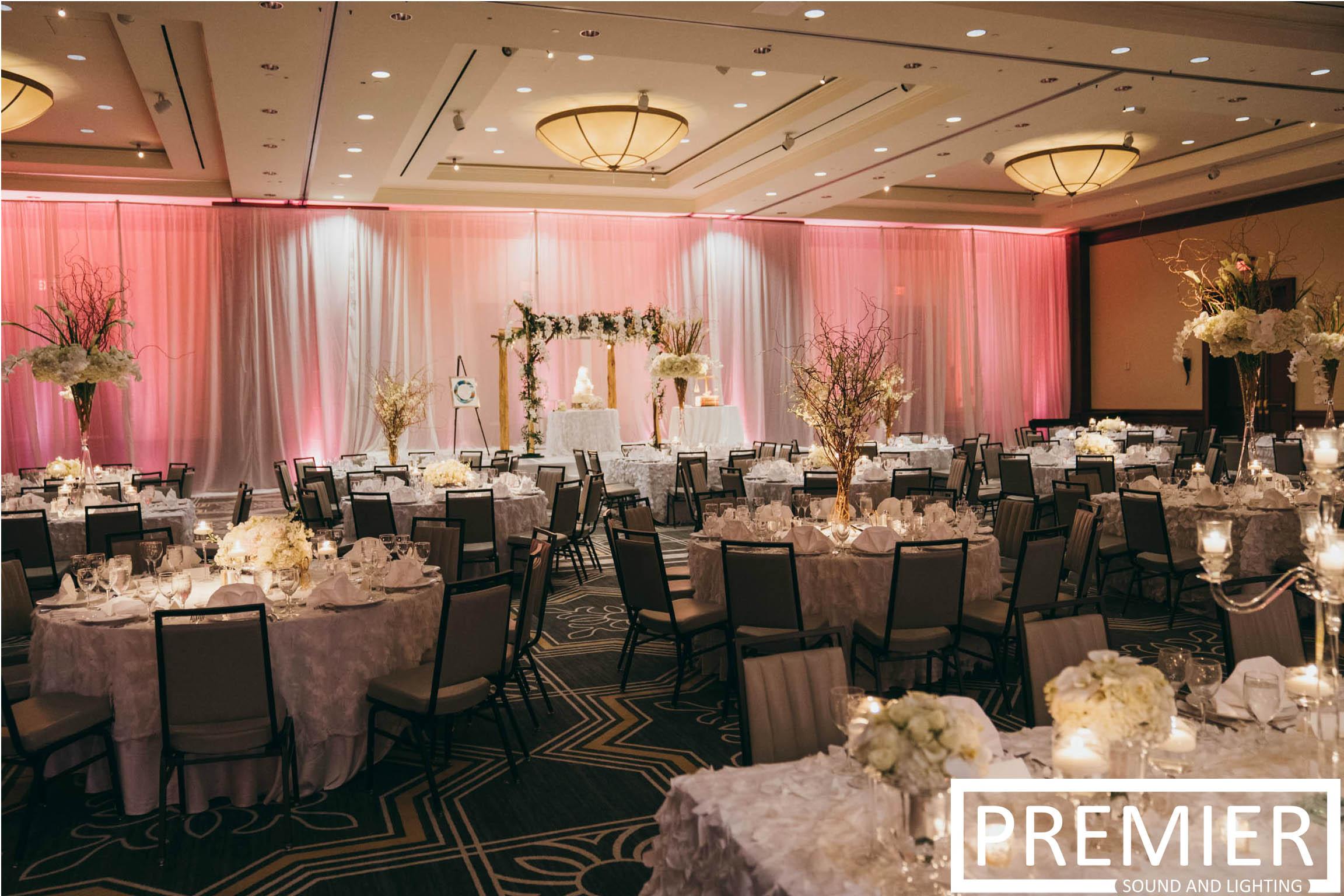 Premier Sound And Lighting Houston Wedding 1