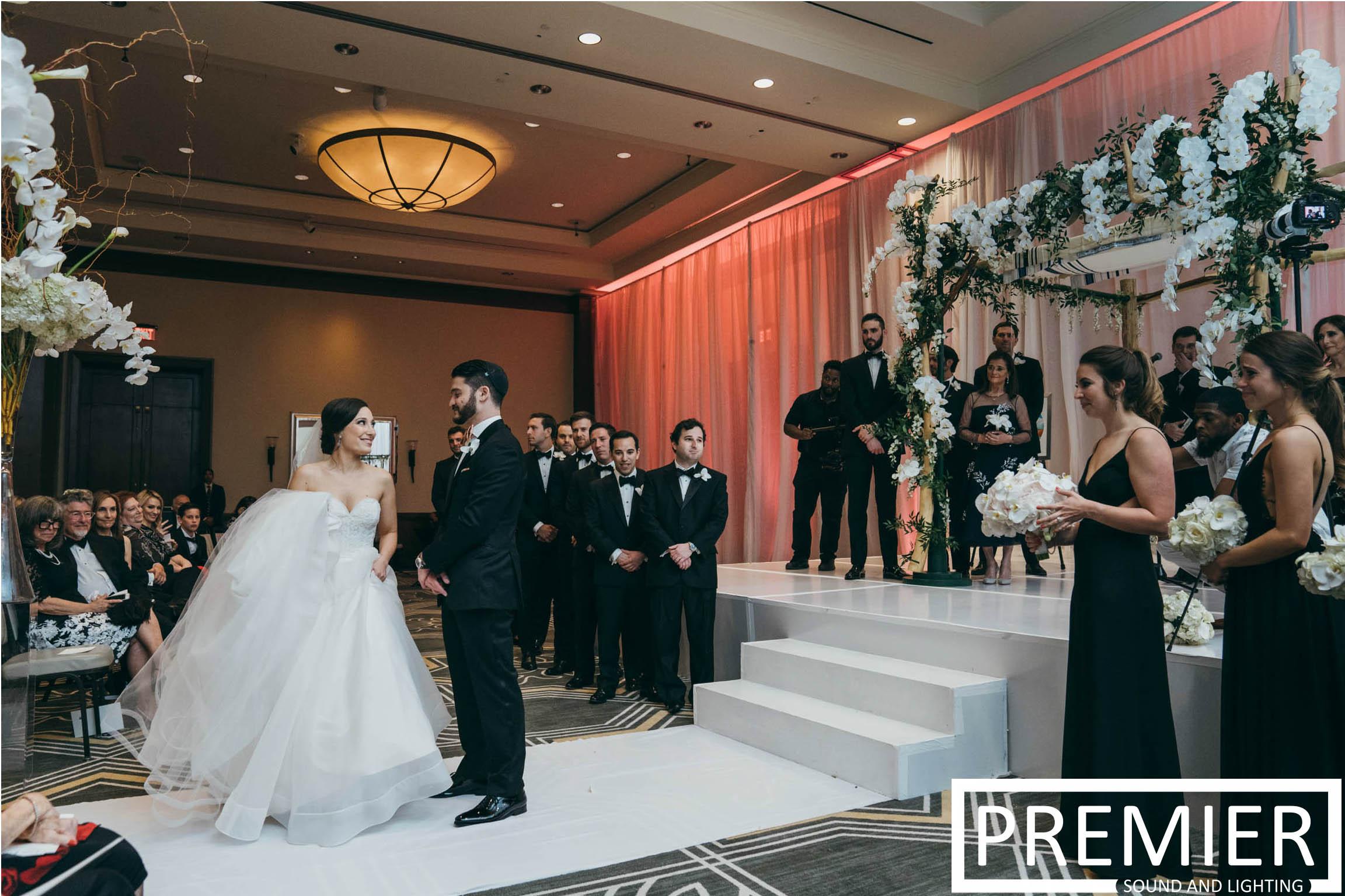 Premier Sound And Lighting Houston Wedding 10