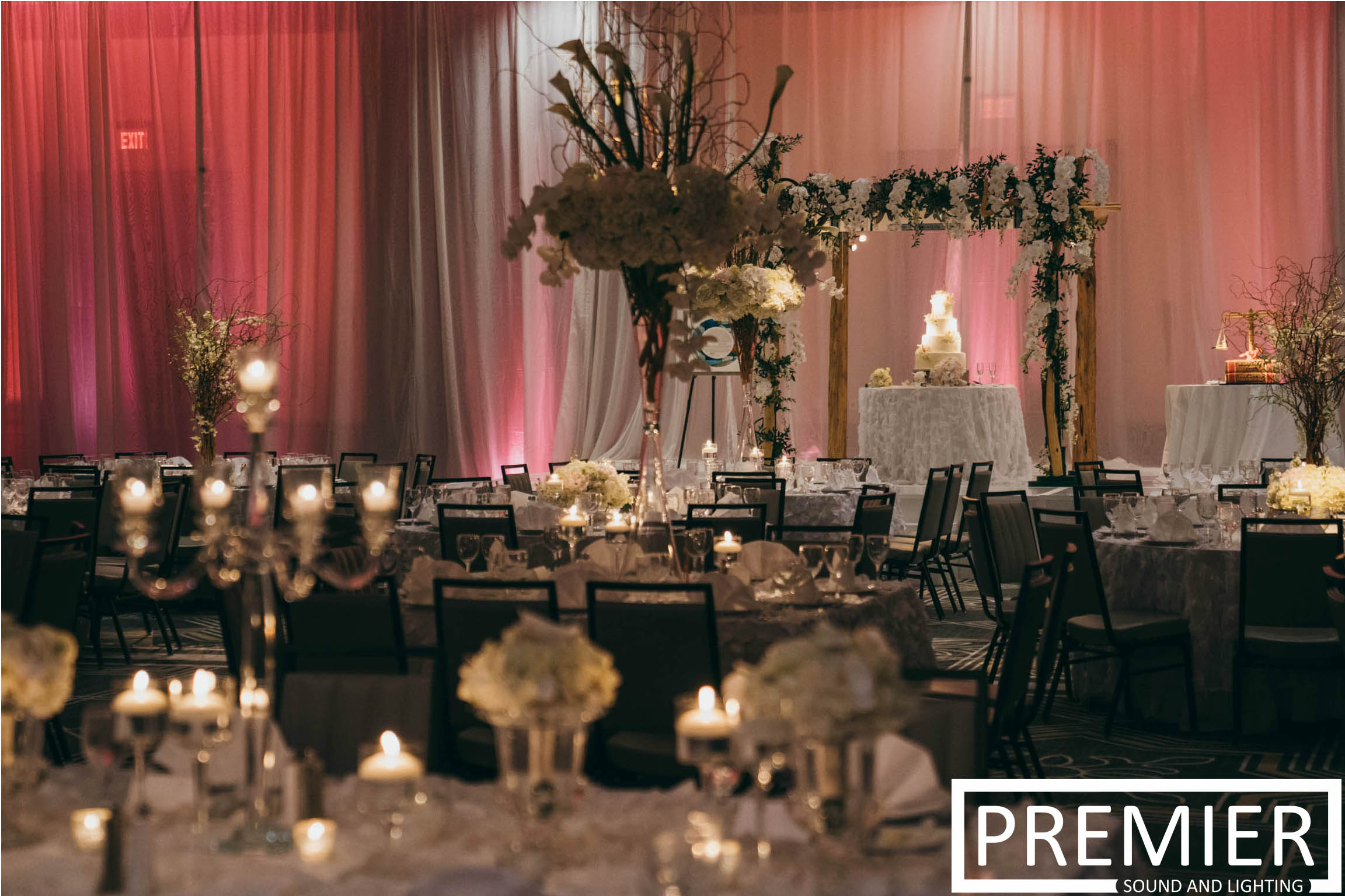 Premier Sound And Lighting Houston Wedding 2