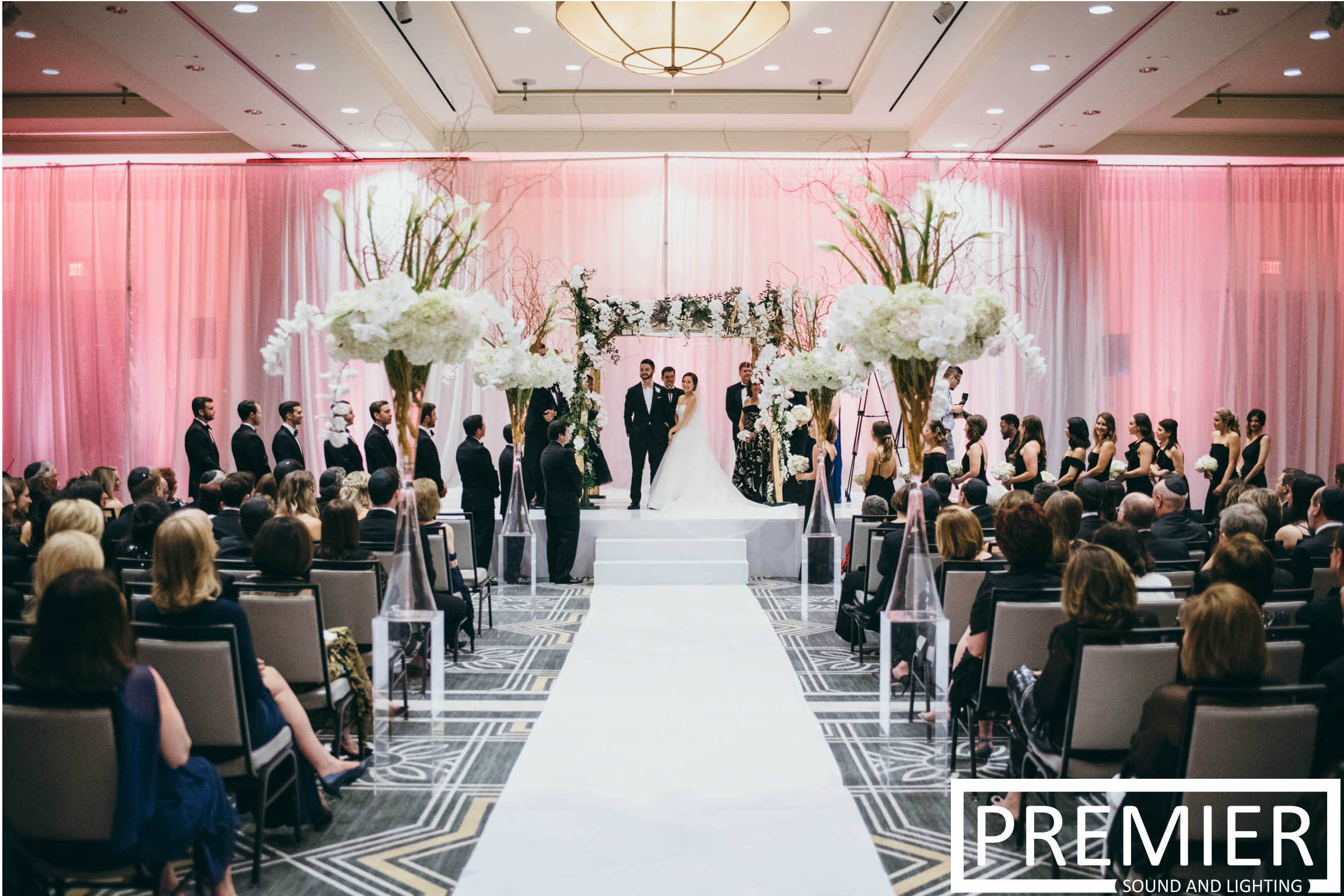 Premier Sound And Lighting Houston Wedding 3