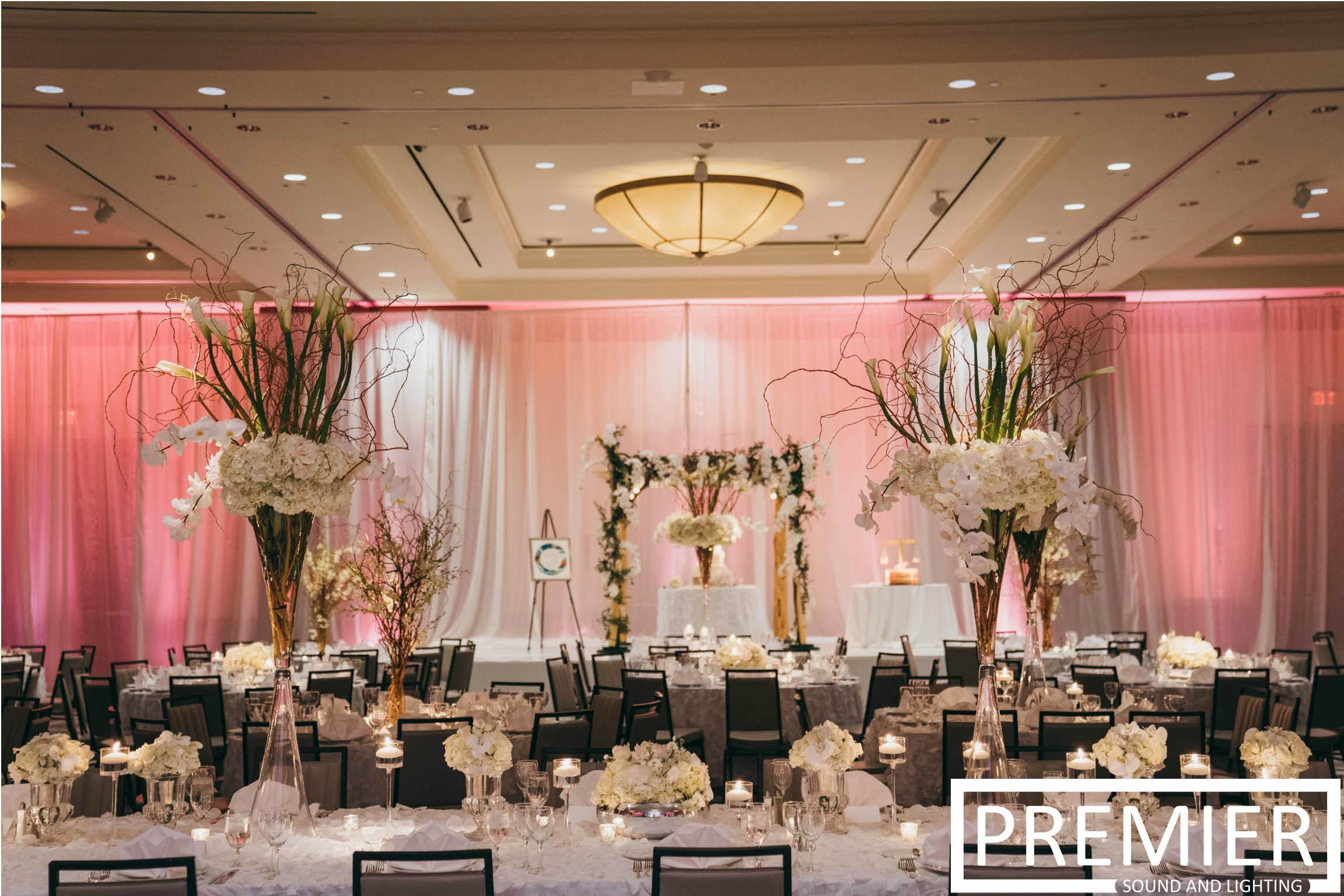 Premier Sound And Lighting Houston Wedding 4
