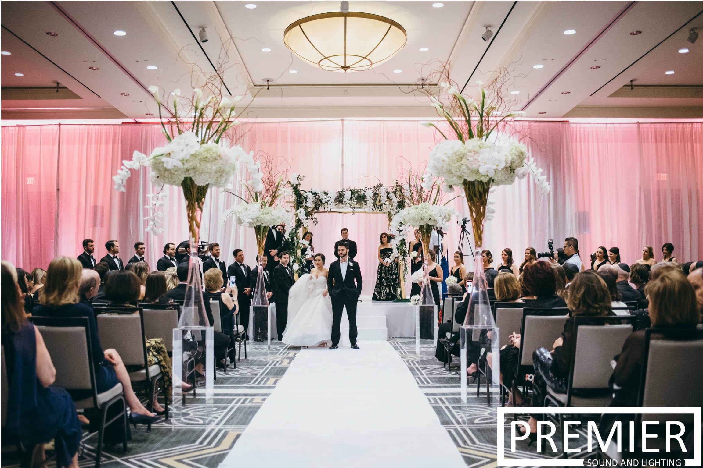 Premier Sound And Lighting Houston Wedding 5