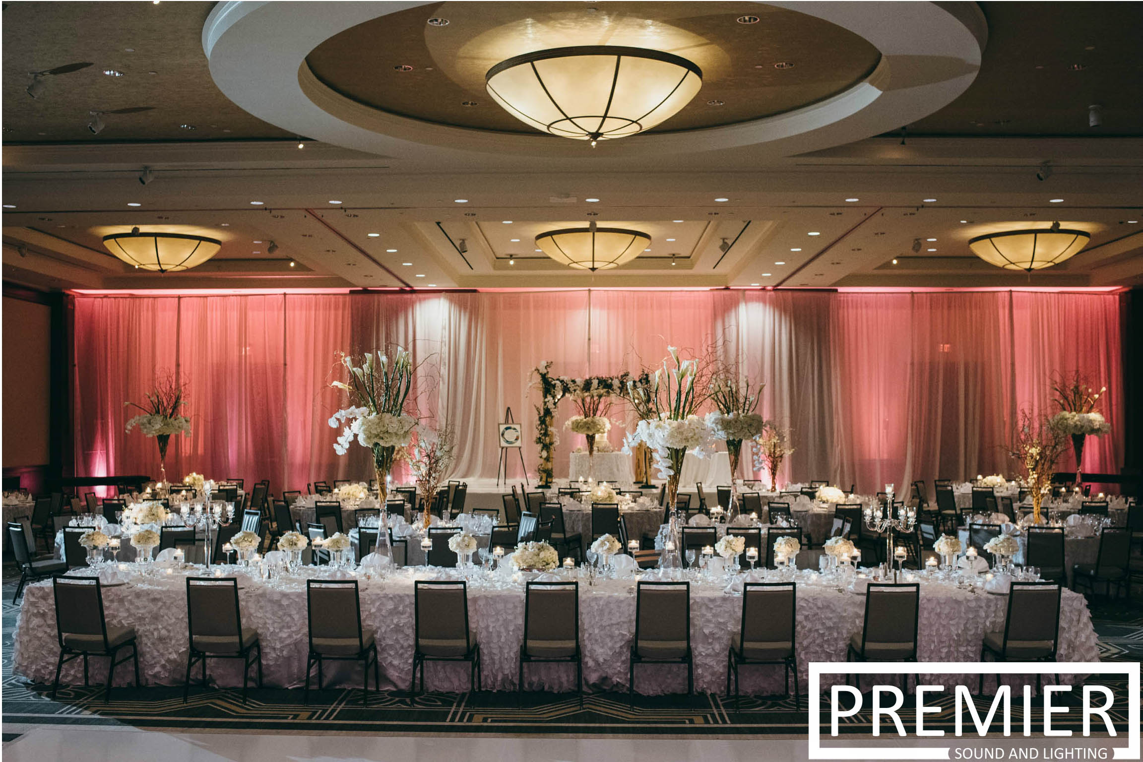 Premier Sound And Lighting Houston Wedding 6